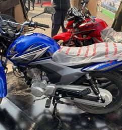 expectations vs reality like always altas honda disappointed customers as they were expecting kick ass 125cc motorbike to compete with yahama ybr series  [ 1024 x 768 Pixel ]
