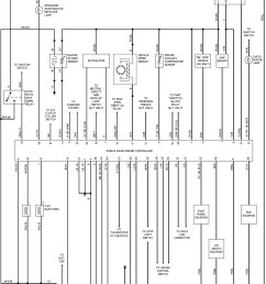 14 pin cpu connector sbec pinout schematic [ 1000 x 1322 Pixel ]