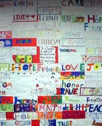 Patriotic Art - Art about Peace - Lesson Ideas