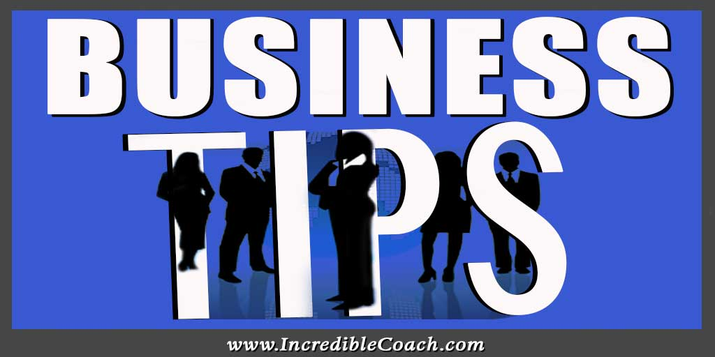 Business success for coaches and consultants