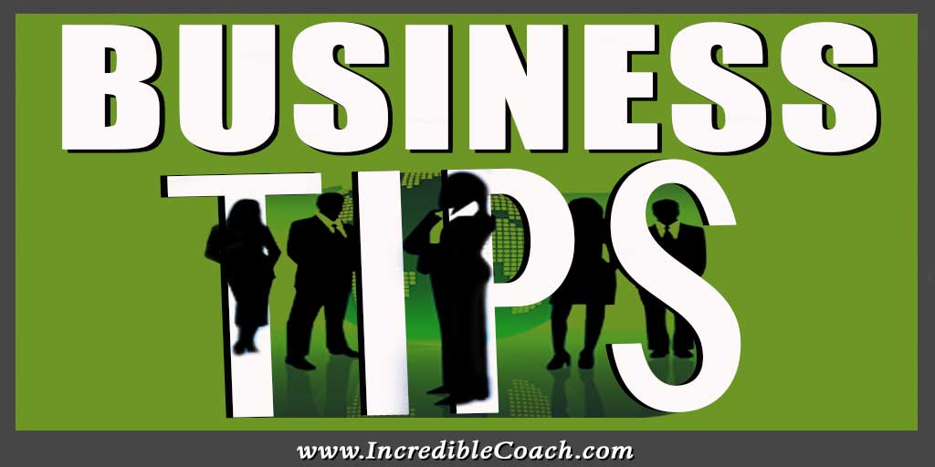 Business tips and markeing for coaches