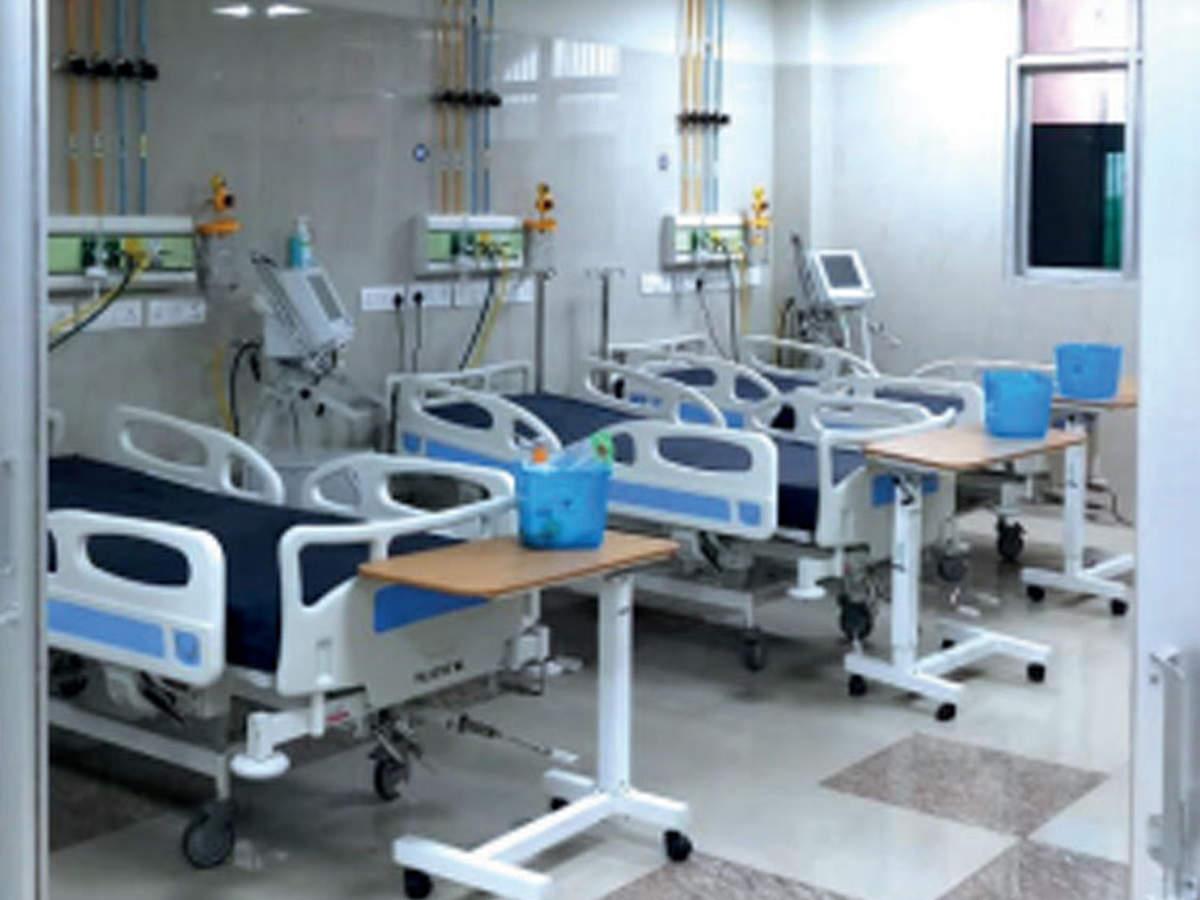 COVID Hospital in Margao Goa