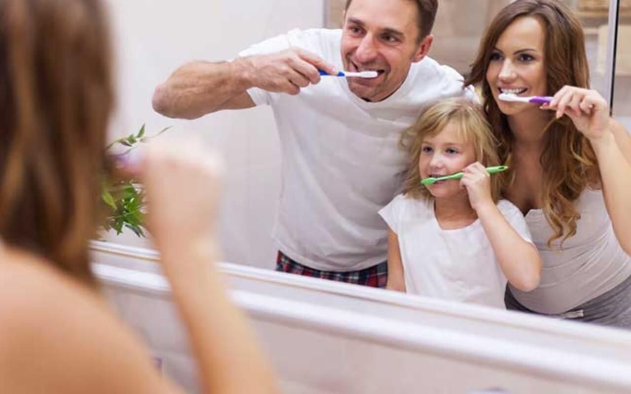 Brushing Teeth Fun For Kids