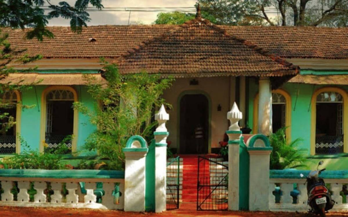 The Portuguese Architecture in Goa