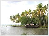 Kumarkom Beach