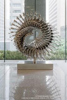 contemporary sculpture odani