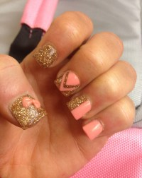 45 Acrylic Nail Design for Girls