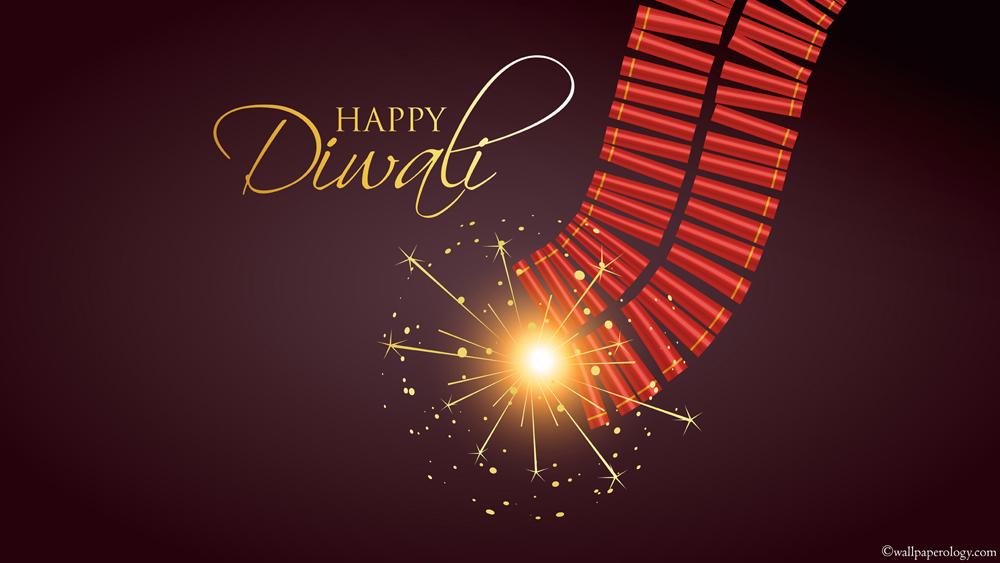 30 Beautiful And Colorful Diwali Greeting Card Designs