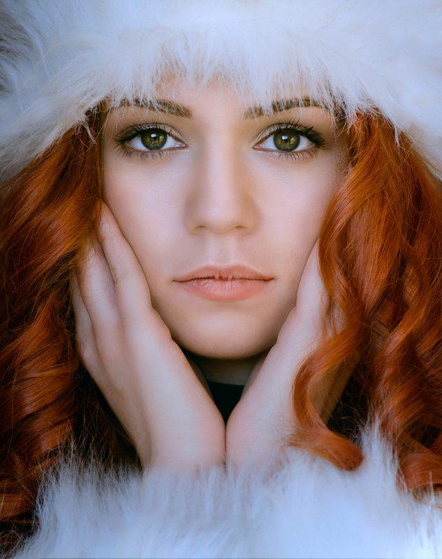 Beautiful Portrait Photography by Tanya Markova