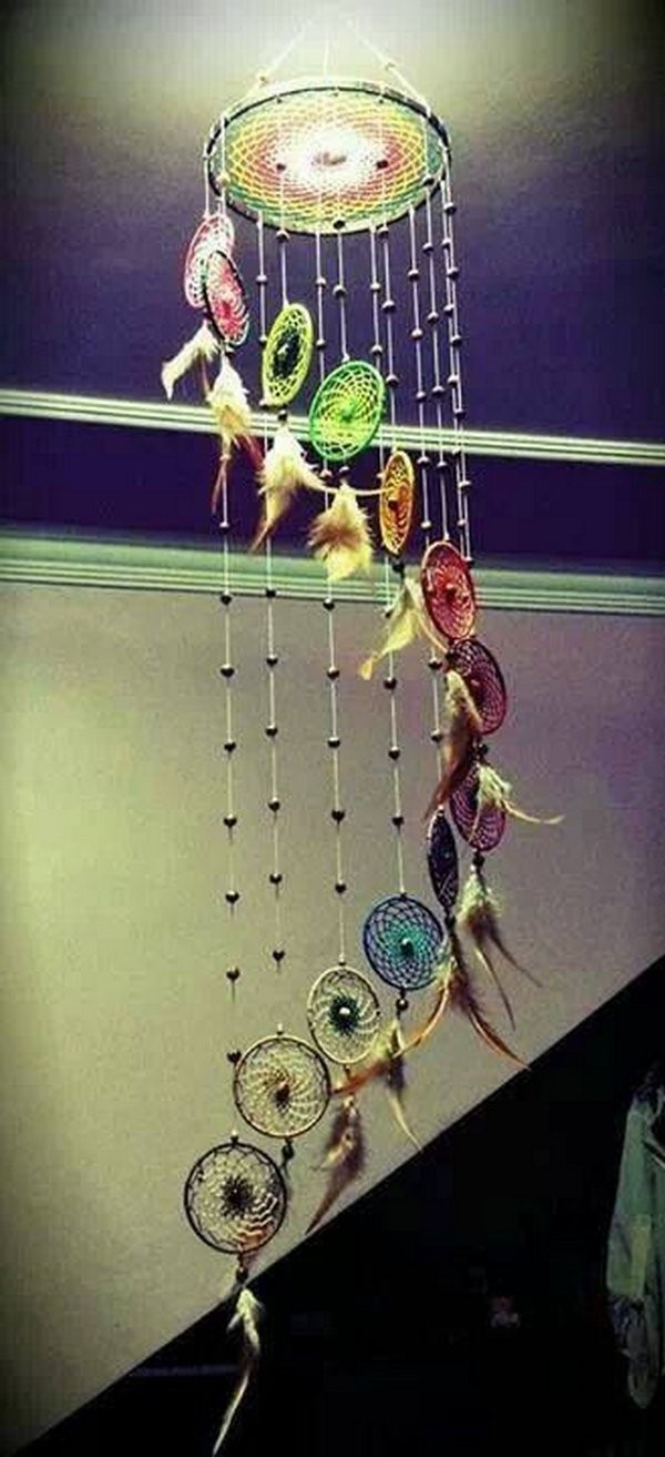 Amazing photographs of diy crafts of dream catcher  Incredible Snaps
