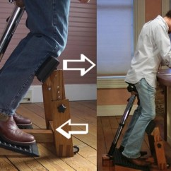 Amazon Ergonomic Chair Lafuma Accessories Finally! A For Your Standing Desk | Incredible Things