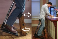 Finally! A Chair For Your Standing Desk | Incredible Things
