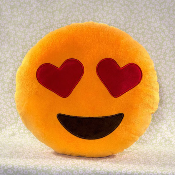 Express Yourself With Emoji Pillows Incredible Things
