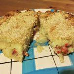 Pasticcio facile di patate e salsiccia