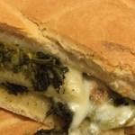 Rotolo salsiccia e friarielli (broccoli)
