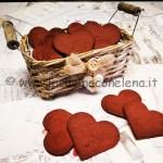 Ricetta Biscotti salati di quinoa rossa e barbabietola