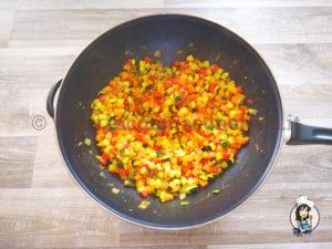 Cous-Cous di miglio alle verdure