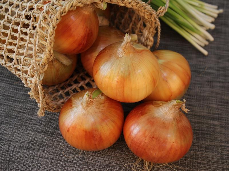 Le cipolle nella Dieta del Gruppo Sanguigno