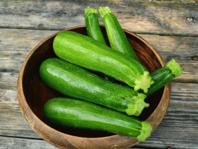 Le zucchine nella Dieta del Gruppo Sanguigno