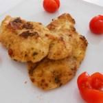 Fettine con crosta aromatica