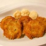 crocchette di zucchina