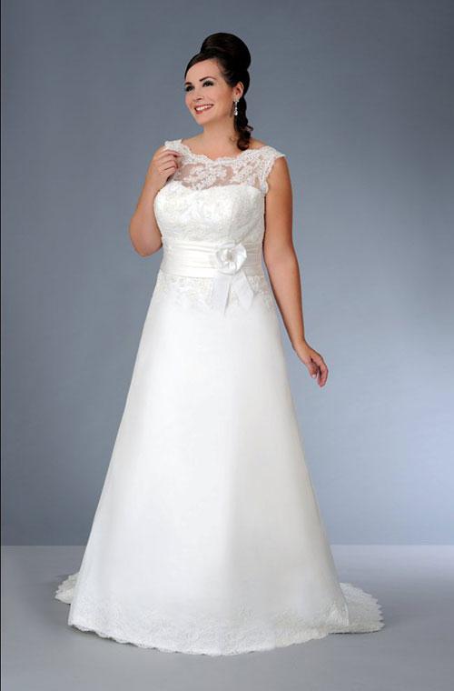 Hochzeitskleider Für Große Größen INCURVY Plus Size Fashion BLOG