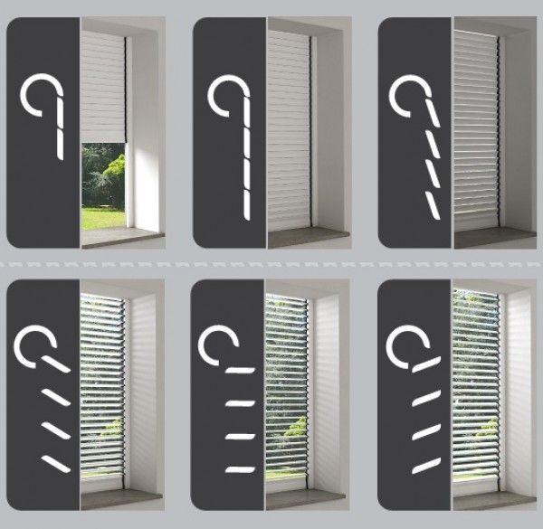 Gli avvolgibili con lamelle orientabili sono la migliore soluzione per regolare la luce , semplici da installare in ristrutturazione. Tapparelle Orientabili Forli Cesena