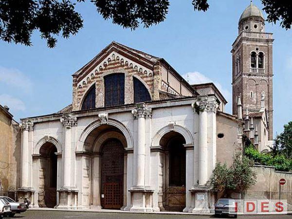 "Chiesa di ""S. Maria in Organo"" - Verona"