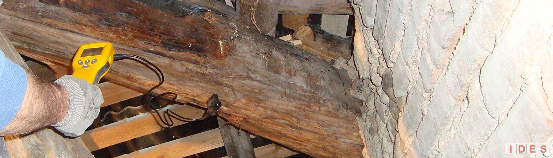 prove igrometriche legno