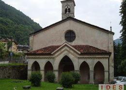 """Chiesa di """"San Rocco"""" - Bagolino (Brescia)"""