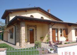 Villa unifamiliare in via Nino Bixio - Bozzolo (Mantova)
