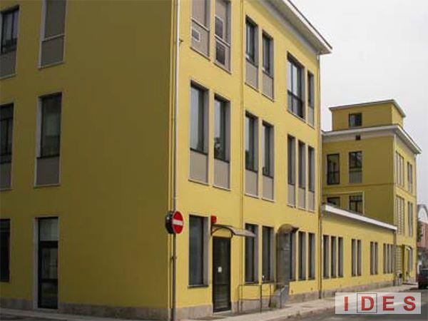 """I.Z.S. """"Ubertini"""" - Palazzo Giallo - Brescia"""