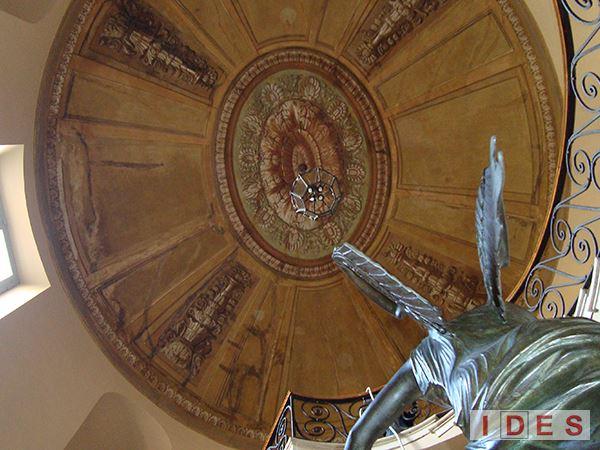 """Provincia di Brescia – Palazzo del """"Broletto"""" - Monitoraggio delle fessure"""