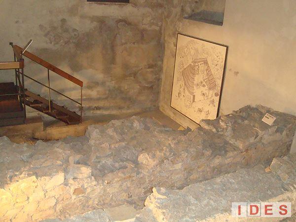 """Palazzo """"Martinengo Cesaresco Novarino"""" - Brescia - Scavi archeologici"""
