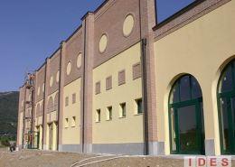 Centro Polifunzionale Attività Scolastiche - Corte Franca (Brescia)