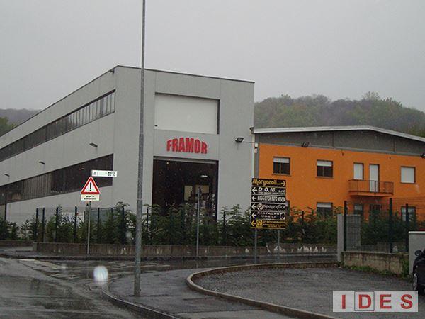 """Sede Produttiva """"Framor"""" - Invorio (Novara)"""