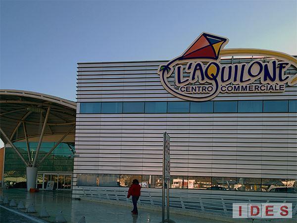 "Centro Commerciale ""Aquilone"" - L'Aquila"