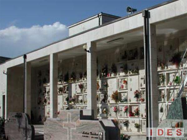 Cimitero Unico - Lumezzane (Brescia)