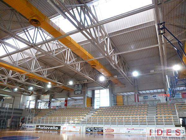 Palazzetto dello Sport Comunale - Mazzano (Brescia)