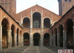 """Basilica di """"Sant'Ambrogio"""" - Milano"""