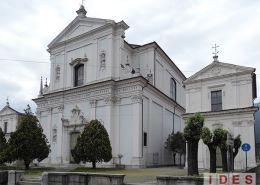 """Chiesa di """"S. Maria Immacolata"""" - Nave (Brescia)"""
