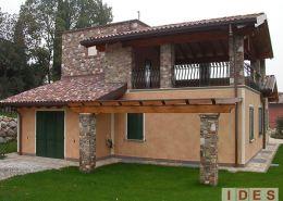 Villa unifamiliare in via Montealto - Padenghe sul Garda (Brescia)
