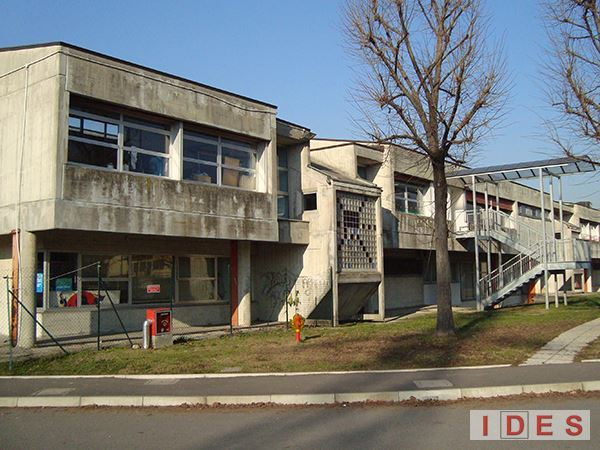 Scuola Media di Monasterolo - Peschiera Borromeo (Milano)