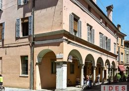 "Casa ""Ghigi"" - Palazzo dell'Anagrafe - Ravenna"
