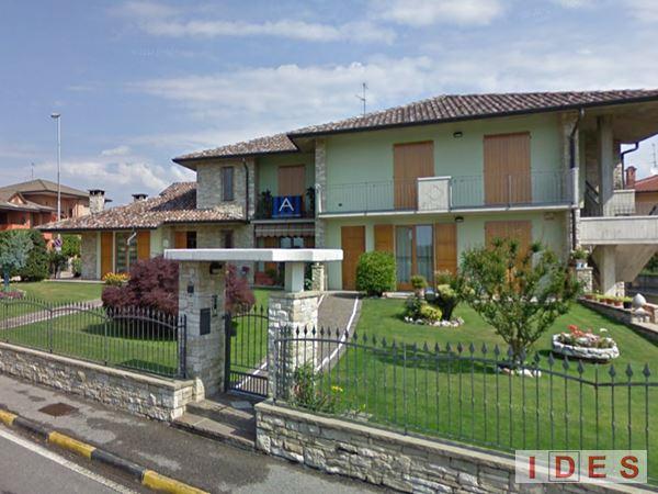 Villa unifamiliare in via dei Vignali - Terno d'Isola (Bergamo)