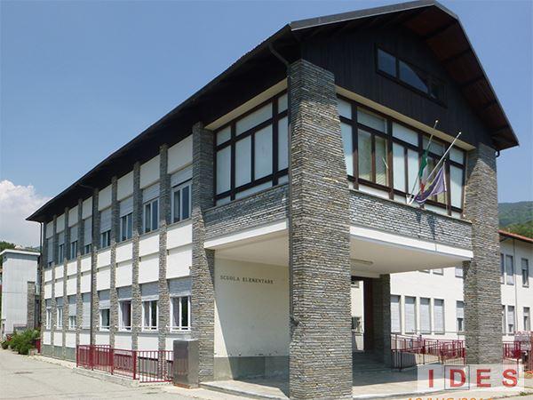 Scuola Elementare - Villar Perosa (Torino)