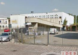 Palestra della Scuola Media - Vimodrone (Milano)