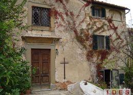 """Chiesa di """"S. Martino"""" - Fiesole (Firenze)"""