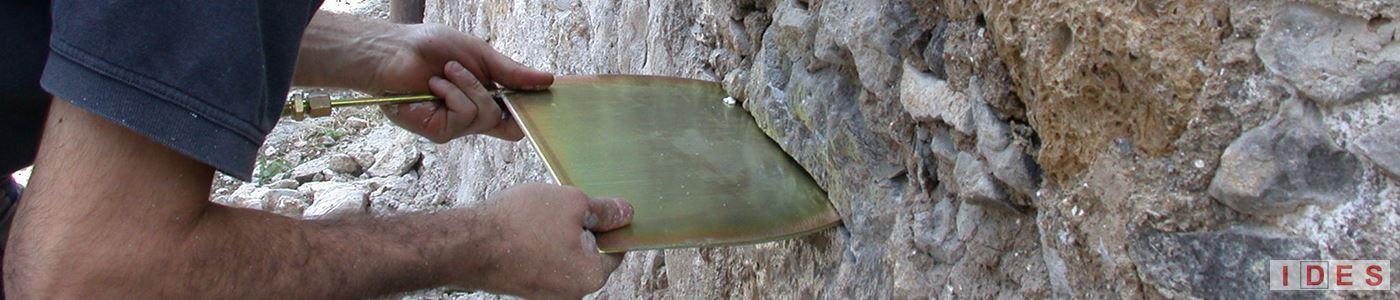 indagini prove muratura