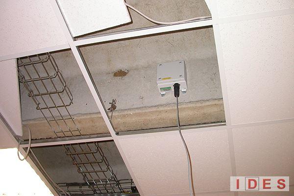 Monitoraggio vibrazioni edifici